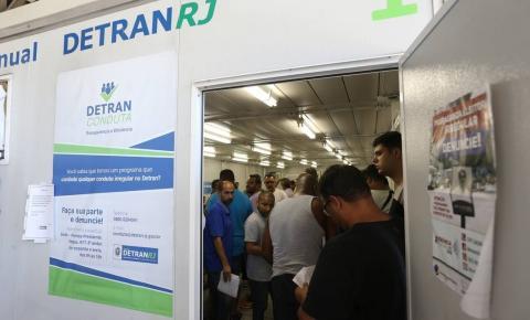 Detran RJ divulga plano para enfrentar disseminação do novo coronavírus