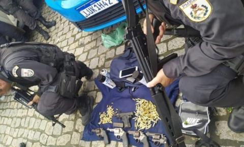 Confronto entre policiais e traficantes deixa um suspeito morto e outro ferido em Guarus
