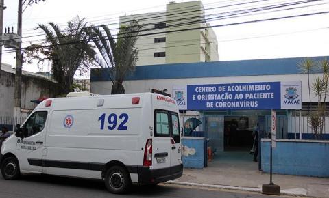 Macaé: Centro de Triagem do Coronavírus registra a procura de 88 pessoas em