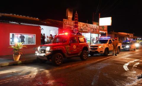 Coronavírus: Forças de segurança orientam donos de bares e restaurantes