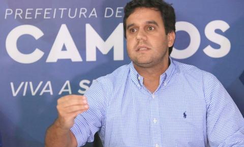 Rafael Diniz tem Covid-19 pela segunda vez
