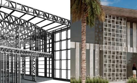 Steel Frame se apresenta como alternativa de arquitetura sustentável