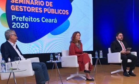 Seminário Prefeitos 2021 debate gestão e desenvolvimento