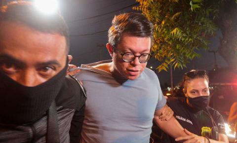 Leandro Cunha sobre DJ Ivis: dissimulado