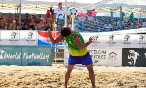 World Footvolley reúne atletas oficiais para profissionalização da modalidade 100% brasileira: o futevôlei