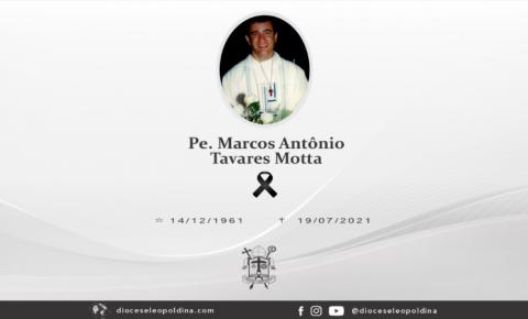 Velório e sepultamento do PE. MARCOS ANTÔNIO