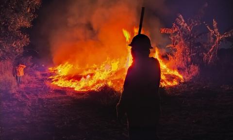 Os incêndios criminosos na Amazônia devem ser contidos