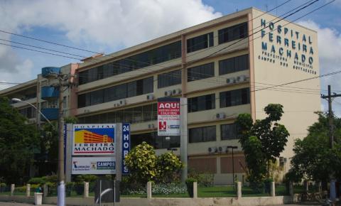 Prefeito anuncia a compra de um tomógrafo para o Hospital Ferreira Machado