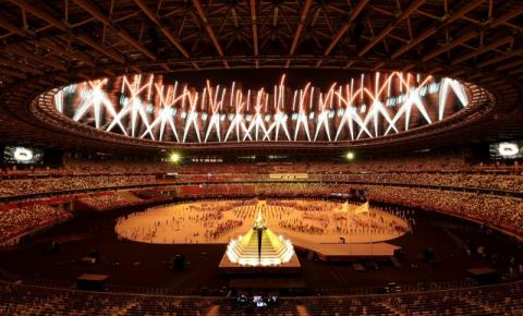 Abertura das Olimpíadas destaca luta contra a pandemia e superação dos atletas