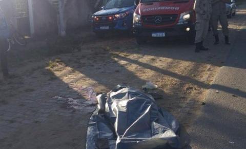 Ciclista morre atropelado por carro na Baixada Campista