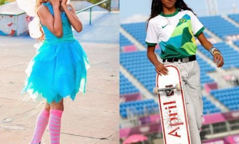 O prata no skate street é da nossa fadinha brasileira, Rayssa Leal