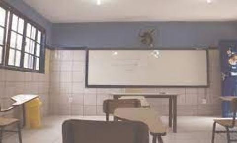 Profissionais de rede estadual mantém aulas on-line