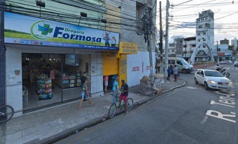 Farmácia do Centro de Campos é alvo de assalto