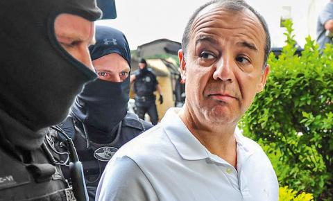 TRF2 mantém prisão preventiva de Sergio Cabral na Operação Eficiência