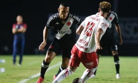 Vasco vence Vila Nova em São Januário e entra no G4 da Série B