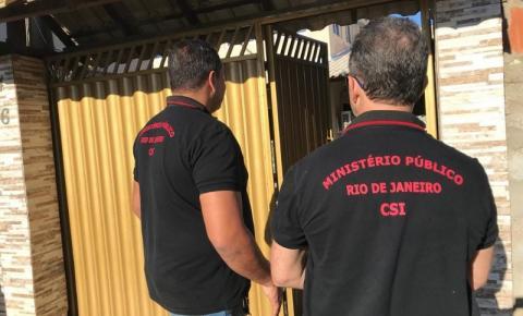 MPRJ realiza operação contra tráfico de drogas em Campos e Itaocara