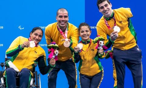 Resumo das Paralimpíadas: Brasil soma mais 4 medalhas, e Daniel Dias vai a 27 na carreira