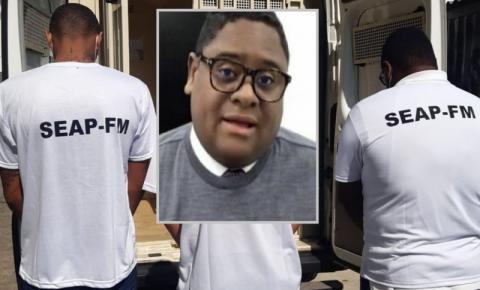 Justiça mantém prisão preventiva de operador financeiro de Cabo Frio
