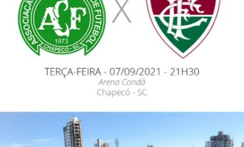Chapecoense x Fluminense: veja onde assistir, escalações, desfalques e arbitragem