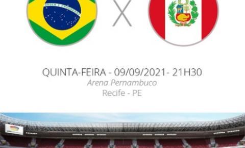 Brasil x Peru: onde assistir, escalações, desfalques e arbitragem do jogo das Eliminatórias