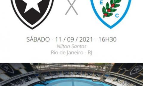 Botafogo x Londrina: veja onde assistir, escalações, desfalques e arbitragem