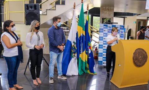 Prefeito Wladimir Garotinho participa da abertura do 4° Festival Doces Palavras