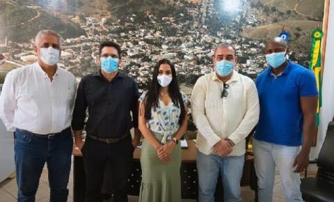 Cardoso Moreira: parceria para soluções na Saúde, Turismo e Agricultura