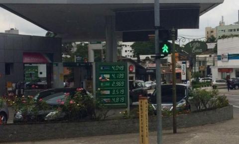 Preço médio da gasolina sobe novamente nos postos, mostra ANP