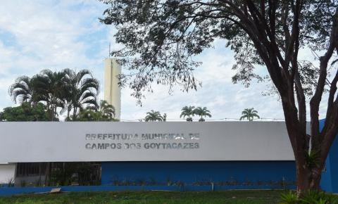 Prefeito de Campos anuncia pagamento da 1ª parcela do 13º antes do feriado de 12 de outubro