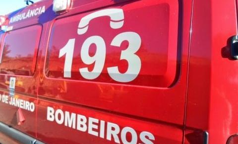 Motociclista morre e outro fica ferido após grave acidente na Baixada Campista