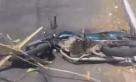 Vídeo: Motoboys feridos em diferentes acidentes em Campos