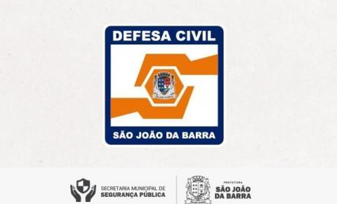 Alerta de ressaca prossegue até sábado em São João da Barra