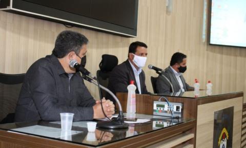 Campos: Vereadores promovem encontro de presidentes das câmaras da região