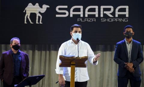 Inaugurado, Saara Plaza Shopping gera empregos em Campos