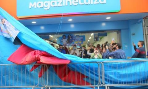 Magazine Luíza poderá inaugurar mais lojas em Campos