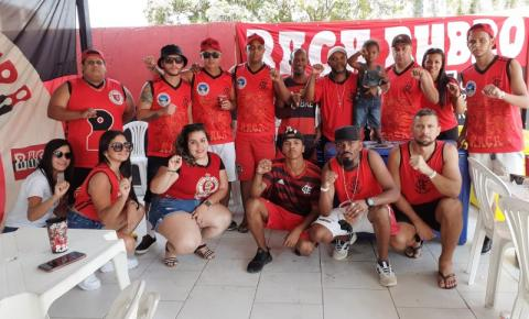 Raça-Fla 26º Região Campos festeja 24 anos de fundação