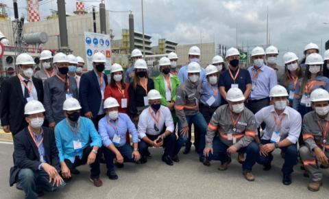 GNA inaugura primeira termelétrica do Porto do Açu; segunda maior do Brasil