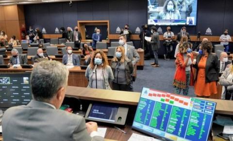 ALERJ aprova mudanças na aposentadoria do servidor do Estado do Rio