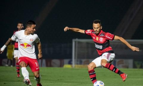 Flamengo fica no empate com o Bragantino pelo Brasileirão