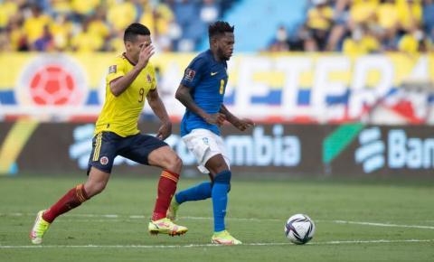 Eliminatórias para Copa do Mundo: Brasil empata em 0 a 0 com a Colômbia