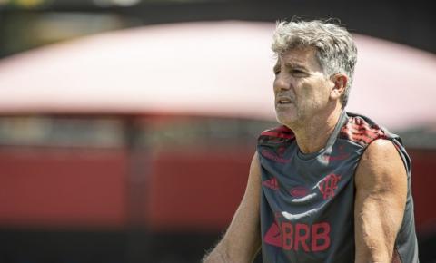 Brasileirão: Técnico Renato Gaúcho tem quebra-cabeça para escalar o Flamengo
