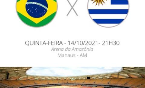 Copa do Mundo 2022: Brasil x Uruguai duelam nesta quinta-feira