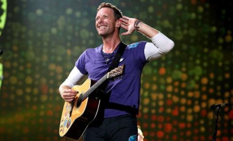 Coldplay anuncia retorno ao Rock in Rio 2022