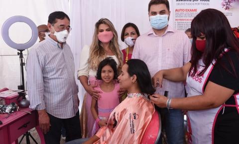 Prefeitura de Campos oferece ação de conscientização sobre o câncer de mama e atendimentos