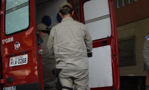 Comerciante é baleado durante um assalto em Guarus
