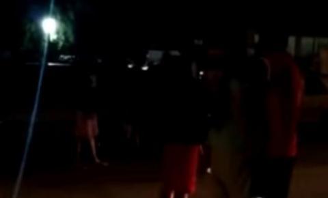 Suspeito do tráfico fica gravemente ferido após ser baleado em frente de boate de Campos