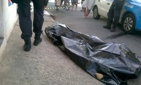 Violência marca final de semana: Duplo homicídio no Parque Lebret e morador da Baixada Campista é morto a tiros