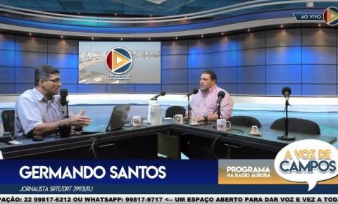Operação Tapa Buracos: programa A Voz de Campos trás debate sobre reparos realizados em Campos