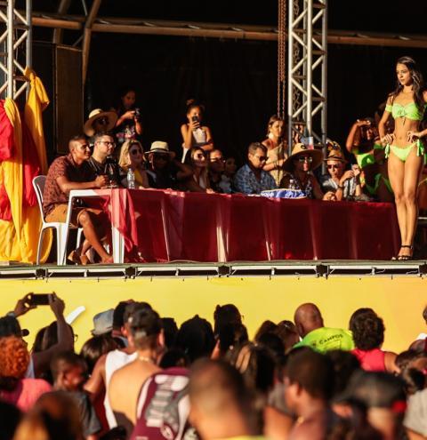 Concurso Garoto e Garota Farol 2020 neste sábado (18) na Arena Show